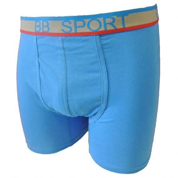 Beeren Bodywear heren boxer (blauw)