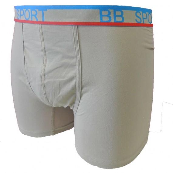 Beeren Bodywear heren boxer (huidskleurig)