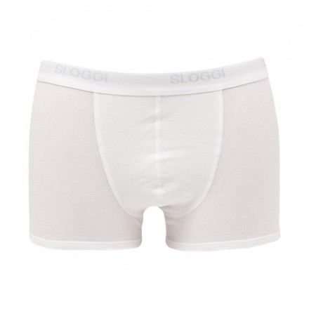 Sloggi heren Boxer Basic (wit)