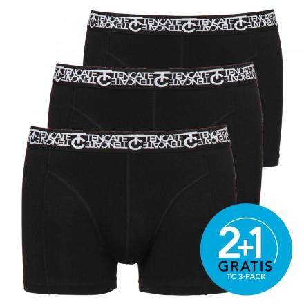 Ten Cate boxers Short 3-pack (zwart)