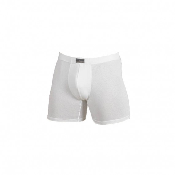 Rossoporpora heren Planet boxer (wit)