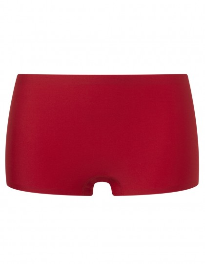 Secrets dames short - rood
