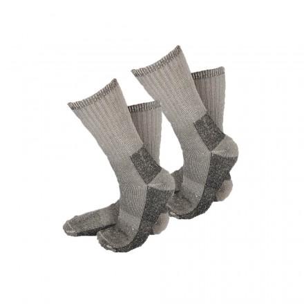 Apollo Tracking sokken 2 pack (grijs)
