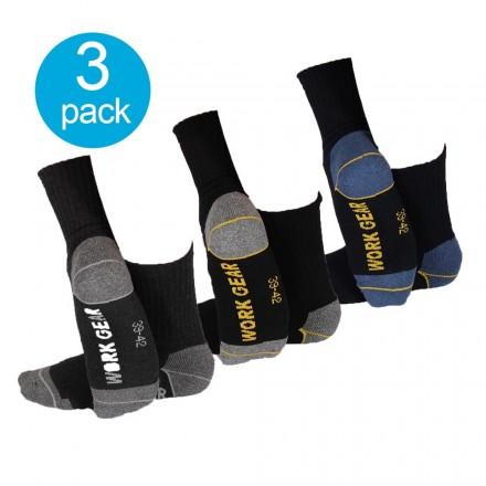 Apollo Worker sokken 3-pack