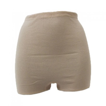 Dames panty slip - huid