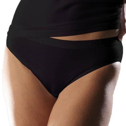 RJ Dames bikini slip (zwart)