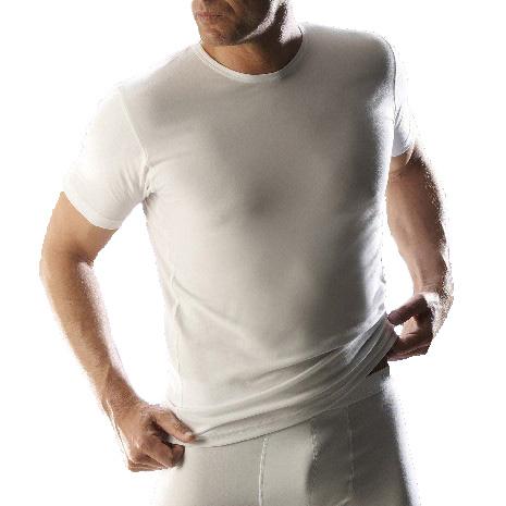 RJ Mannen T-shirt (wit)