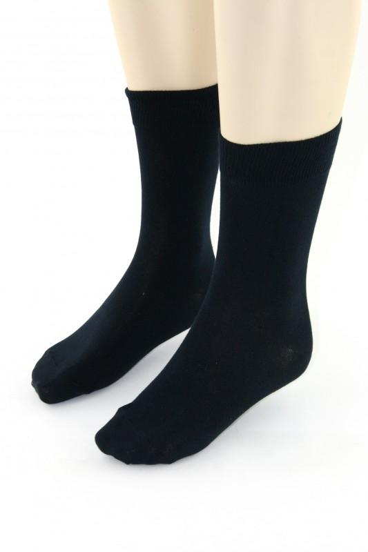 Schiesser sokken Marine 2-pack