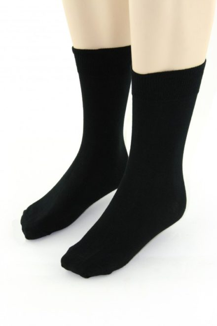 Schiesser sokken Zwart 2-pack