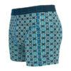 Cavello heren boxershorts 2-pack marine-blauw zijkant