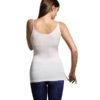 Corrigerend hemd 535-18 wit achterkant