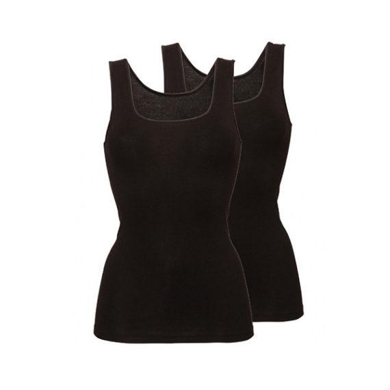 3370 shirt 2-pack zwart