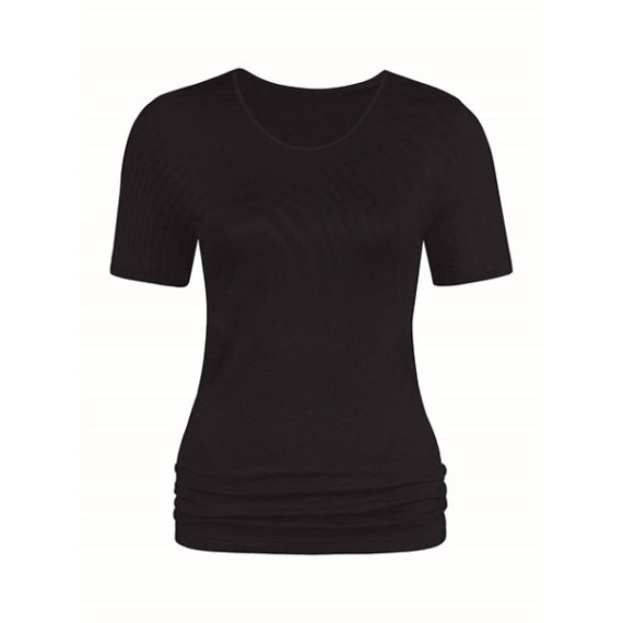 Mey Emotion Dames T-shirt 56201 zwart