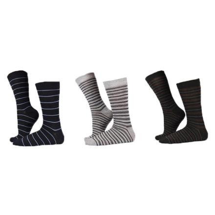 Yves-Dorsey-sokken-3-pack-streep-breed