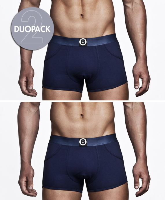 Bolas Short Navy Blue