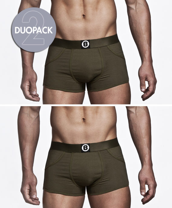 Bolas Short Army Green