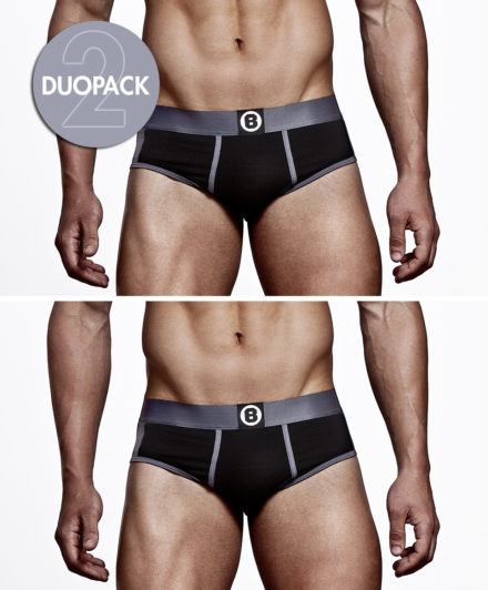 Brief Onyx Black